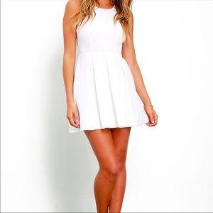 Lulus | White Dress